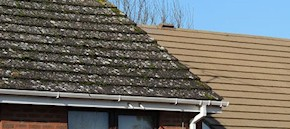 Gutter and roof cleaning in Ashford and Kennington